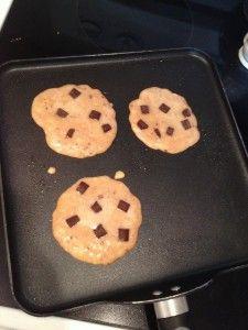 healthy pancakes, sugar pancak, healthi pancak