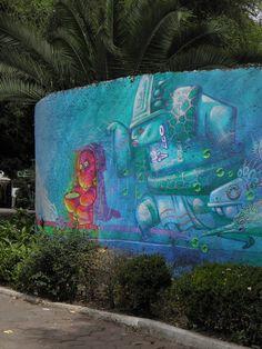 Parque Pushkin, Colima, Col. Roma Norte