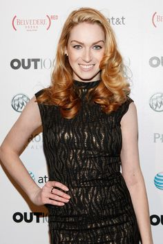 Oh hair color! Jamie Clayton Actress Jamie Clayton attends the 2011 OUT100 at the Skylight SOHO on November 17, 2011 in New York City.