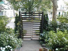 futon/garden gate