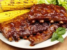 Sue Bee Honey Special BBQ Ribs