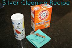 All Things Katie Marie: Silver Cleaning Recipe