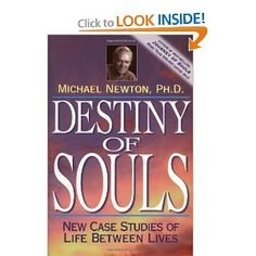More hypnotic regression case studies from Dr. Michael Newton on Life between Lives...soul families, guides, primary soulmate etc.