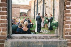 Hollywood Ending - real wedding featured in Savannah Magazine   beachview.net