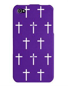 Jesus iPhone cases                                 NOTW Crosses iPhone 4/4S Full CasePhone Cases