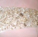 diy belt, bead belt