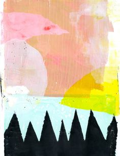 Early Morning print by ashley g- ashleyg.etsy.com