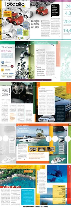 Revista Locação