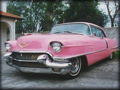 Pink #Caddy