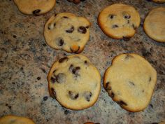 Temple of Adventure: Chocolate Chip Cheesecake Cookies!!! YUM!!!