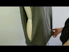 How to Cut a Sideless Shirt : Fashion & Cutting Shirts