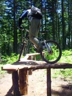 Check out the best Freeride Bike Park around Portland at #Skibowl. www.skibowl.com