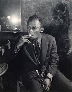 Miles Davis in 1946