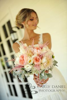 farm wedding, september wedding bouquet, bridal bouquets, wedding bouquets, farms, pink weddings, blush pink, flowers, shabby chic bouquet
