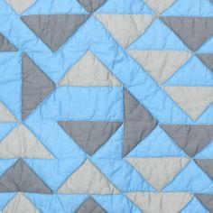 Camino Blue Quilt
