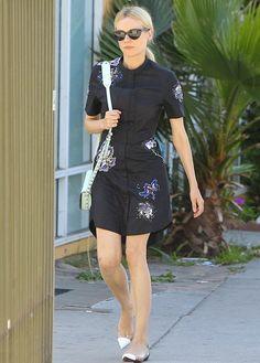 Diane Kruger in Resort 2013.