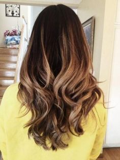 Best Hair Ideas to Try This Season hair colors, ombre hair color, dark hair, ombr hair, summer hair, new hair, long hair, hairstyl, hair highlights