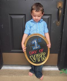 1st day of VPK