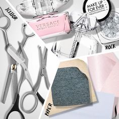 Play Rock-Paper-Scissors—Sephora style