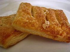 Sfogliatelle alla marmellata ( Fiorentine ), ricetta dolce
