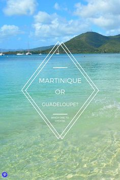 Guadeloupe and Marti