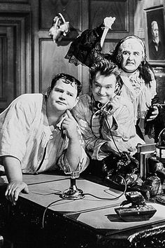 Laurel and Hardy The Laurel Hardy Murder Case (1930)