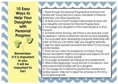 10 Easy Ways to Help Your Daughter with Personal Progress