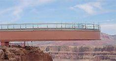 Sky Walk at the Grand Canyon