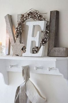 Decorative Wall Letters - Architecture, interior design, outdoors design, DIY, crafts - Architecture Design DIY
