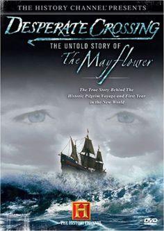 Desperate Crossing: The Untold Story of the Mayflower DVD ~ Keith Bartlett, http://www.amazon.com/dp/B000JU7JE6/ref=cm_sw_r_pi_dp_exWHrb01M63EZ
