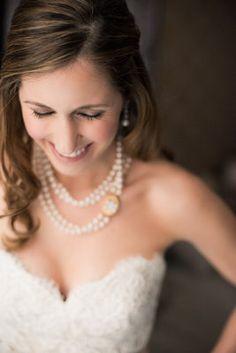 wedding dressses, lindsay photographi, necklac, michell photo, michell lindsay, pearls necklines, wedding bride