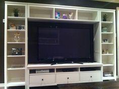 beautiful ikea entertainment wall unit