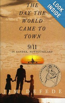 The Day the World Came to Town: True story about 9/11 in Canada, in the town of Gander, Newfoundland. All planes that were supposed to land in NYC or DC were diverted to Gander, where the people showed immense humanity in welcoming the 6,000+ lost travelers.