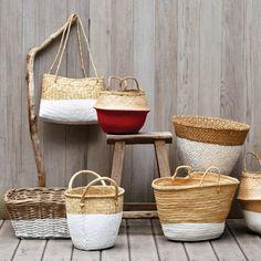 Basket Sprawl: Everyday Ways to Embrace Straw Storage