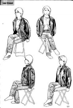 how to draw a cartoon character of yourself