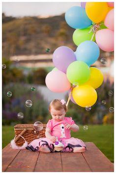 Love this birthday photo!