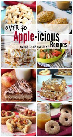 Over 70 Apple-icious recipes