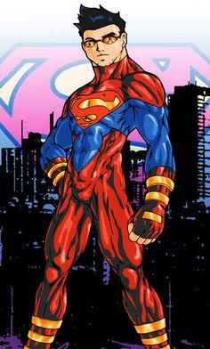 Superboy colo