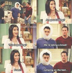 F.R.I.E.N.D.S Joey and Chandler... :)