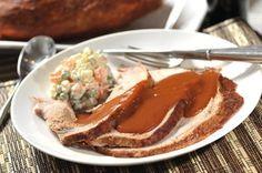 Pierna de puerco a los cuatro chiles | Cocina y Comparte | Recetas de @cocinaalnatural