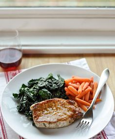 sage brined pork chops