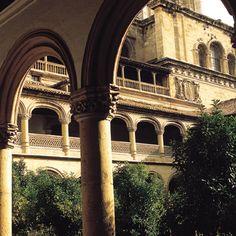 The San Jerónimo Monastery