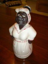 Vintage Black Americana Mammy Laundry Sprinkler Shaker