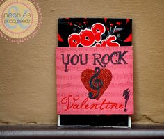Pop Rock Valentine