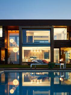 Brunomiguelez estudio de arquitectura on pinterest - Casas arquitectura moderna ...