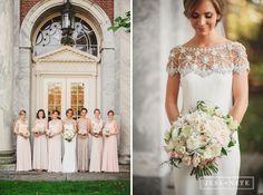 Rebecca & Ben Wedding at Lovett Hall by Jess & Nate Studios