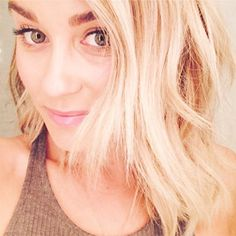 Lauren Conrad Cuts Her Hair into a Lob (as We Collectively Swoon)!  #InStyle