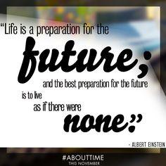 #AlbertEinsten #quotes #AboutTime