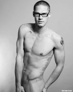 naked men with glasses.  you're welcome.