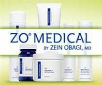 We are proud to announce that we now offer the product line ZO by Dr. Zein Obagi, MD